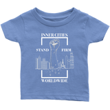 Stand Firm Original Infant Tshirt Blue