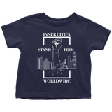 Stand Firm Original Toddler Tshirt navy