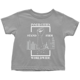 Stand Firm Original Toddler Tshirt sports grey