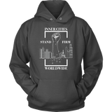 Stand Firm Original Hoodie Charcoal