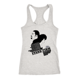 Stand Firm Womens Racerback Tanktop