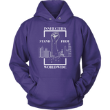 Stand Firm Original Hoodie Purple