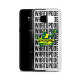 Whatupdoe Spirit of Detroit Samsung Galaxy Phone Case