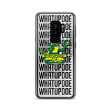 Whatupdoe Sprit of Detroit Samsung Galaxy Phone Case