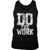 Do The Work Mens Tanktop