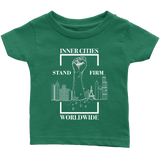 Stand Firm Original Infant Tshirt Green