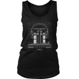 The Perfect Beat Womens Tanktop