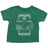 Stand Firm Original Toddler Tshirt green