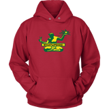 Whatupdoe Detroit Spirit of Detroit Hooded Sweatshirt