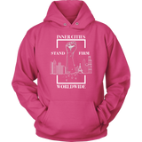 Stand Firm Original Hoodie Pink