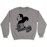 Stand Firm Crewneck T-Shirt Grey