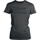 Shop Black Womens T-Shirt (Multiple Colors)