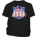 President Obama The Great American Hero Kids/Youth T-Shirt (Multiple Colors)