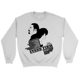 Stand Firm Crewneck T-Shirt White