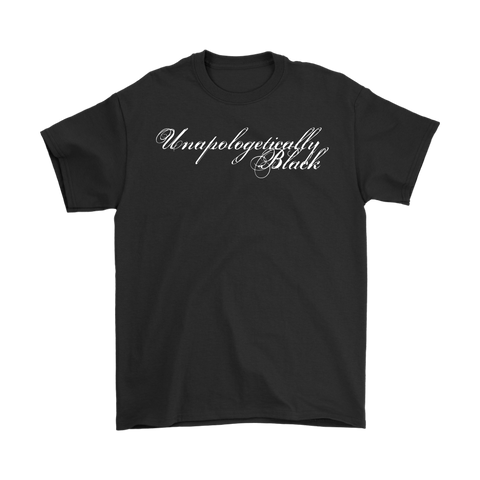 Unapologetically Black Men's T-Shirt - Multiple Colors