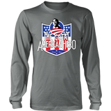 President Obama The Great American Hero Long Sleeved T-Shirt (Multiple Colors)