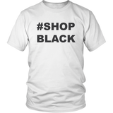Shop Black T-Shirt (Multiple Colors)