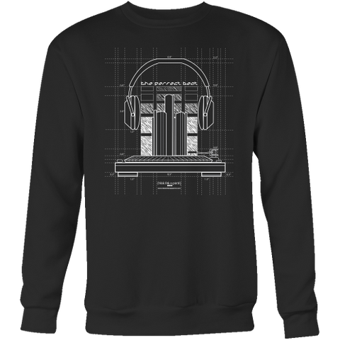 The Perfect Beat Longsleeve Sweatshirt
