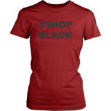 Shop Black Womens T-Shirt