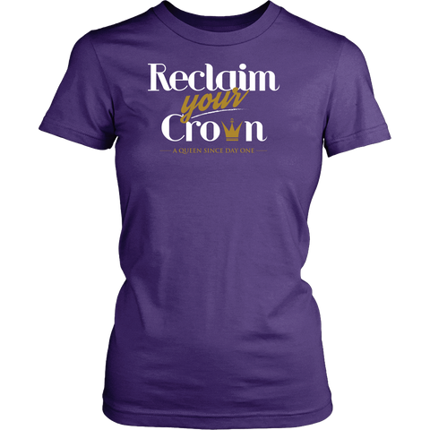 Reclaim Your Crown Women's T-Shirt