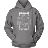 Stand Firm Original Hoodie Grey
