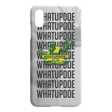 Whatupdoe Detroit Spirit of Detroit iPhone Cases