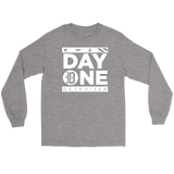 Day One Detroiter Longsleeved T-Shirt