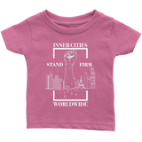 Stand Firm Original Infant Tshirt Pink