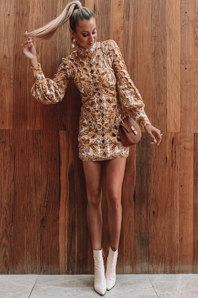 Hire Zimmermann Zippy Scallop mini dress - Beyond Your Wardrobe