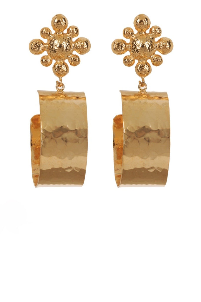 Splendido Hoops Gold