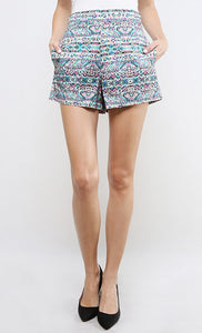 AZTEC ADVENTURES SHORT