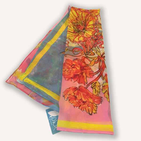 WONDERLAND BEACH SCARF