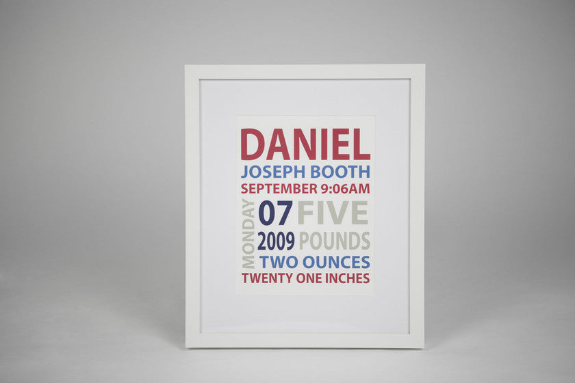 Typography Prints