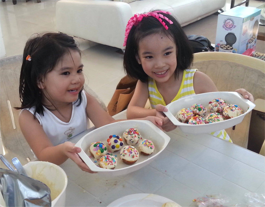 Mini Cupcake Maker - Philippine Star Article