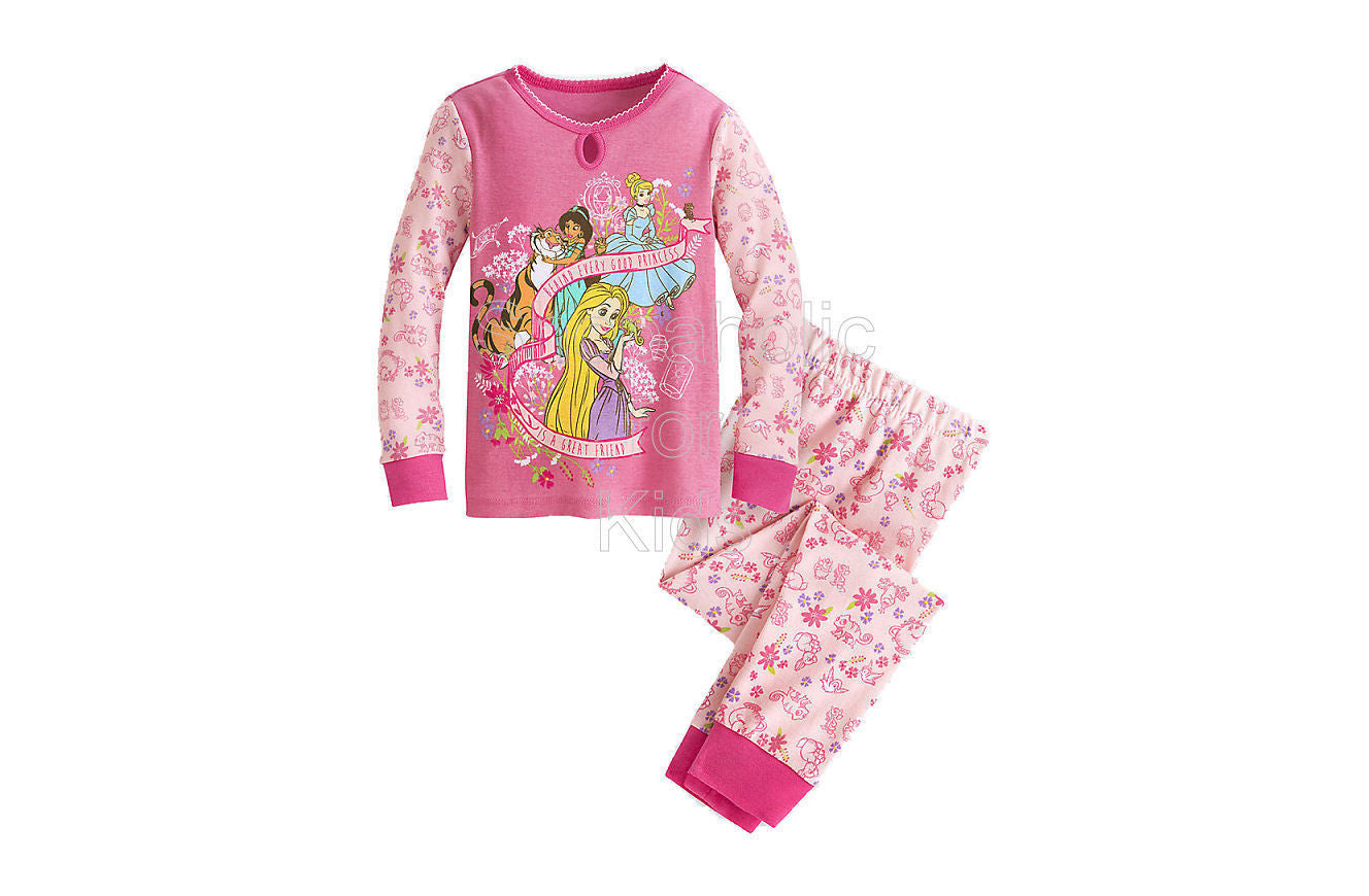 Disney Princess Pajama - Shopaholic for Kids