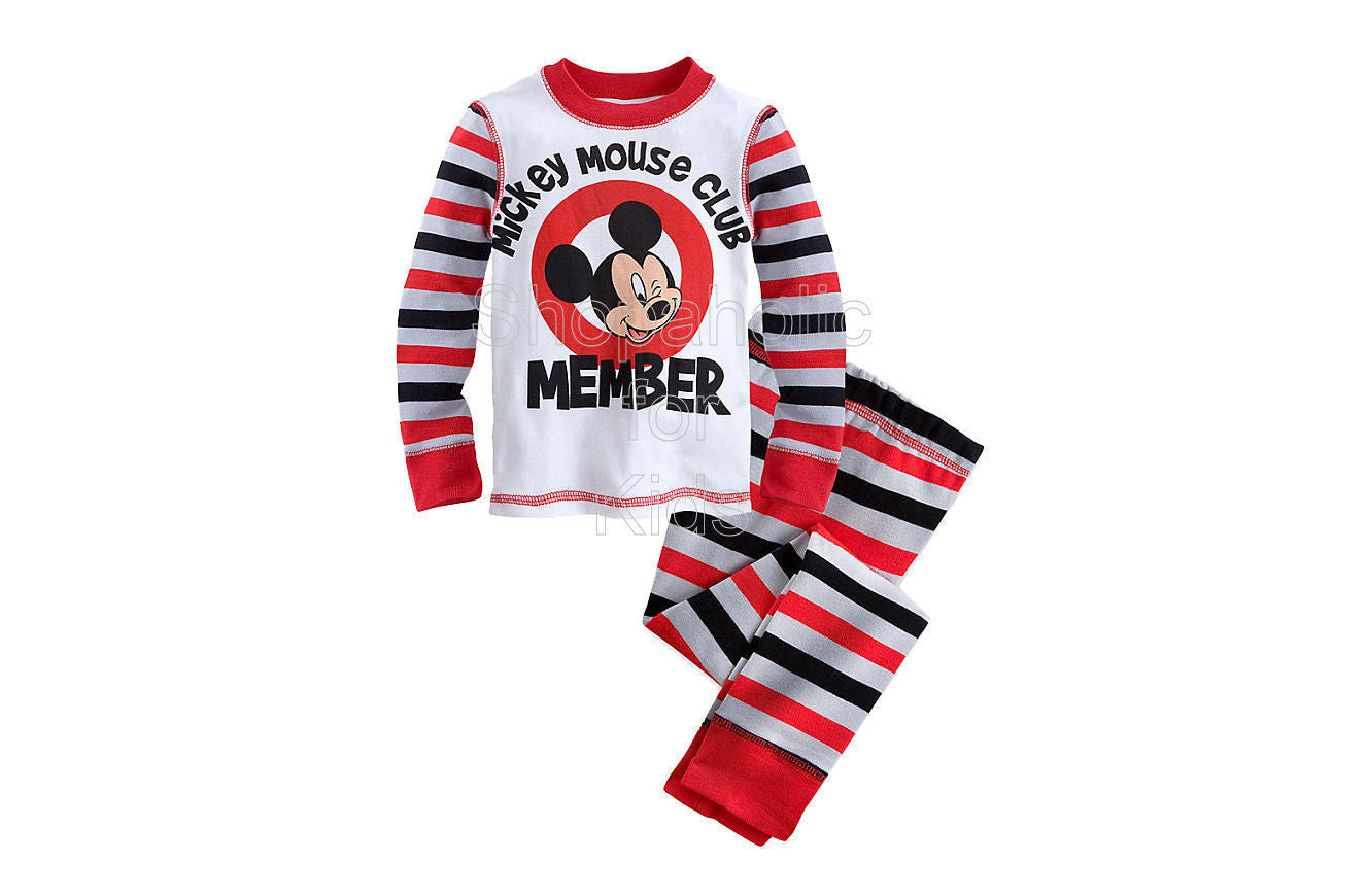 Mickey Mouse Pajama - Shopaholic for Kids
