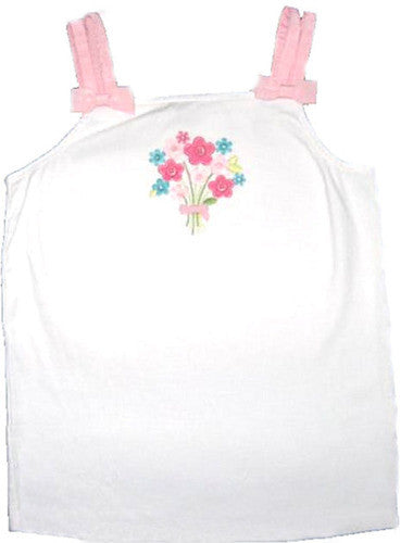Gymboree Pink Spring Flower Summer Top - Shopaholic for Kids