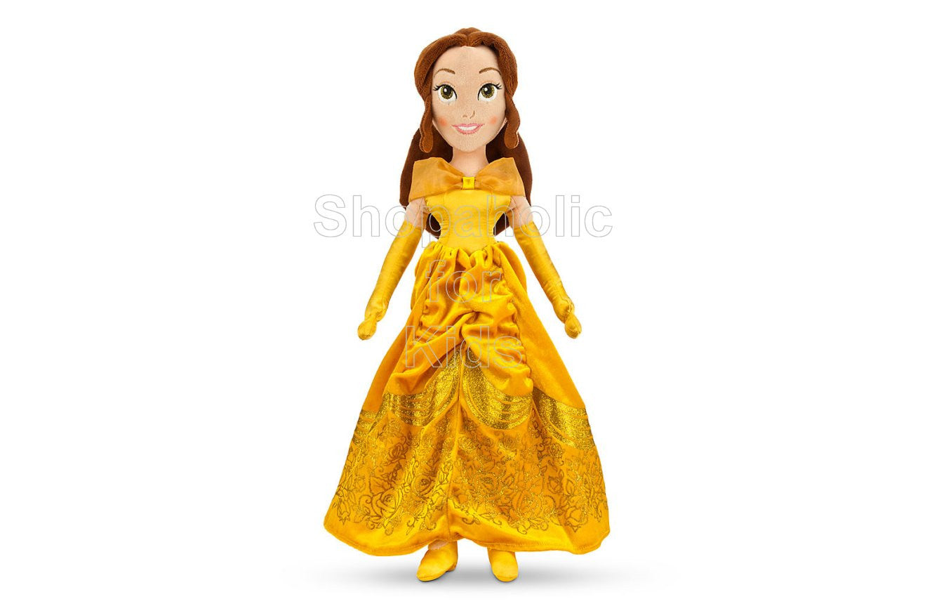 "Disney Princess Belle Plush Doll - 21"" - Shopaholic for Kids"