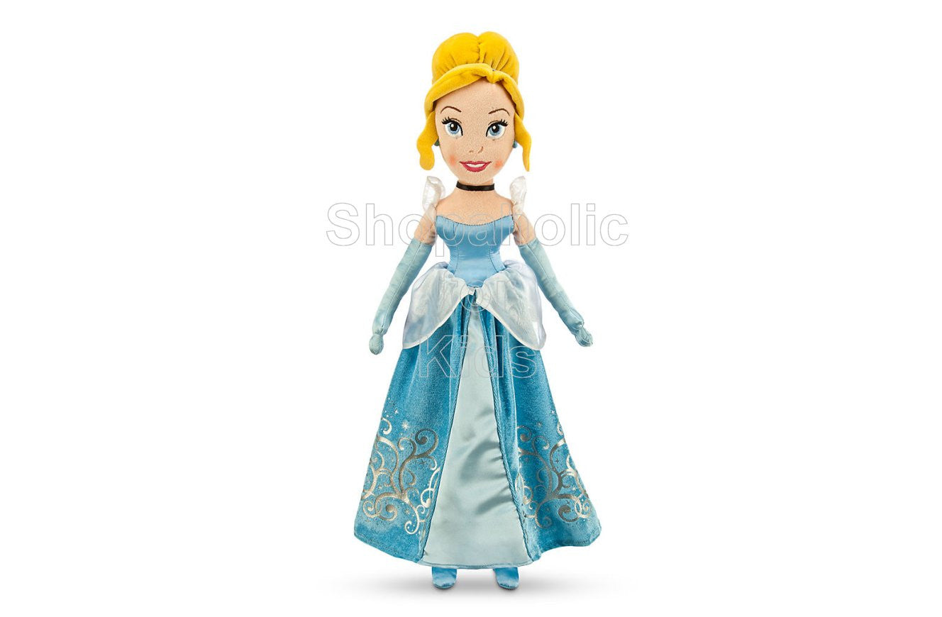 Disney Princess Cinderella Plush Doll - 21'' - Shopaholic for Kids