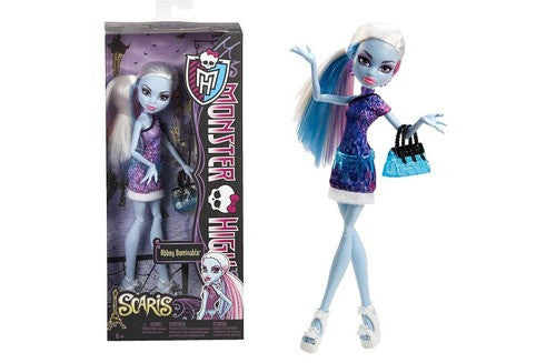 Monster High Scaris Abbey Bominable Doll - Shopaholic for Kids
