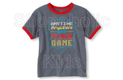 Children's Place  Video Game Graphic Tee - Shopaholic for Kids