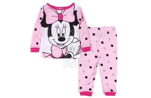 Minnie Mouse Pajamas - Shopaholic for Kids