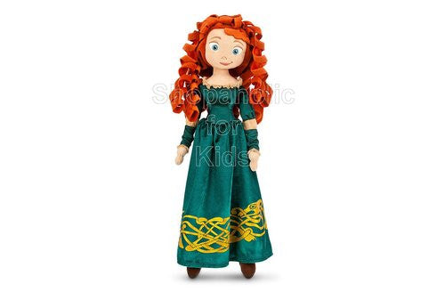 "Disney Princess Merida Plush Doll - 20"" - Shopaholic for Kids"