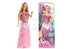 Barbie Fairytale Magic Princess Barbie Doll, Pink - Shopaholic for Kids