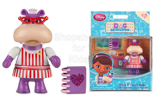 Disney Doc McStuffins Blink & Twist Hallie Figure - Shopaholic for Kids