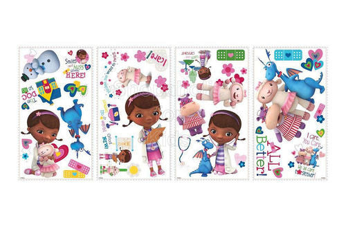 Disney Doc McStuffins Wall Decals / Wall Sticker - Shopaholic for Kids