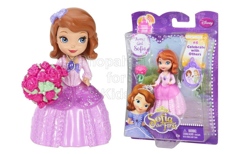 Disney Sofia the First Doll in Flower Girl Dress - Shopaholic for Kids