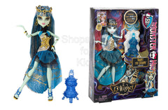 Monster High 13 Wishes Haunt The Casbah Frankie Stein Doll - Shopaholic for Kids