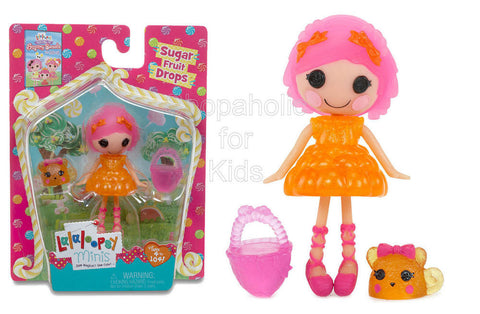 Lalaloopsy Sugary Sweet Mini Doll - Sugar Fruit Drops