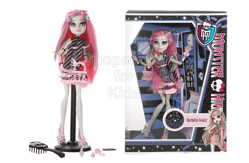 Monster High Ghouls Night Out Doll Rochelle Goyle Doll - Shopaholic for Kids
